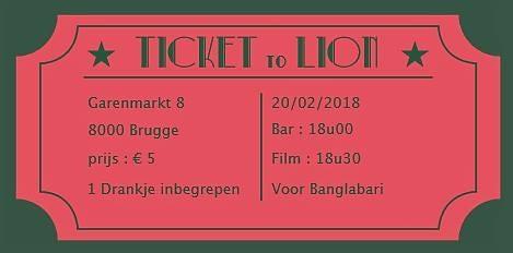 Filmavond Lion @ Brugge | Vlaanderen | België