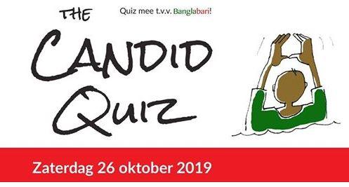 The Candid Quiz tvv Banglabari @ De Bosgalm
